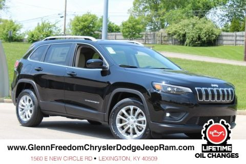 Awesome New 2019 JEEP Cherokee Latitude Sport Utility In Lexington #108916 |  Glennu0027s Freedom Chrysler Dodge Jeep Ram
