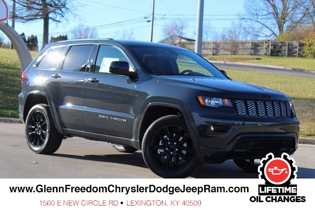New 2018 Jeep Grand Cherokee Altitude Sport Utility In Lexington