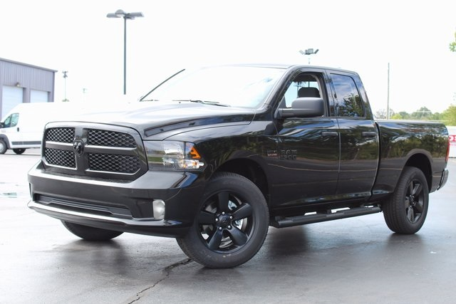 2018 dodge quad cab. modren quad new 2018 ram 1500 express throughout dodge quad cab