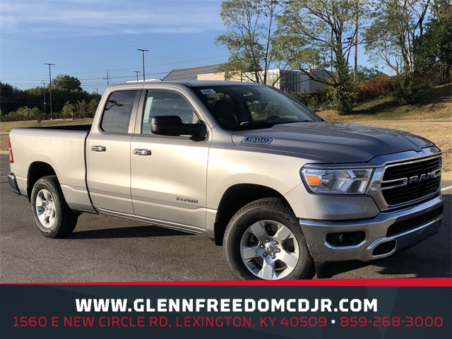 NEW 2020 RAM 1500 BIG HORN QUAD CAB® 4X4 6'4
