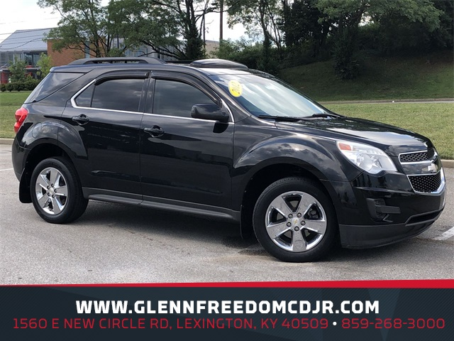 Pre-Owned 2012 Chevrolet Equinox LT