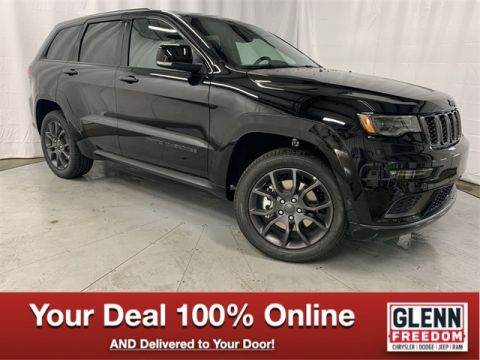 New 2020 JEEP Grand Cherokee High Altitude With Navigation