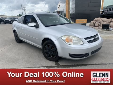 Pre-Owned 2007 Chevrolet Cobalt LT FWD 2D Coupe