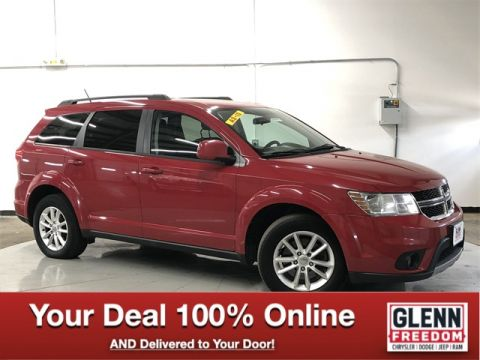 Pre-Owned 2013 Dodge Journey SXT FWD 4D Sport Utility