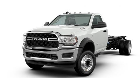 New 2020 RAM 5500 Chassis Cab Tradesman 4x4 Regular Cab
