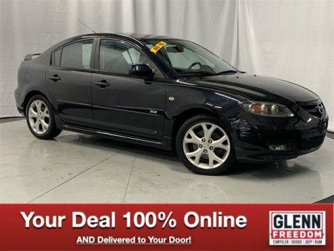 Pre-Owned 2008 Mazda3 s Grand Touring FWD 4D Sedan