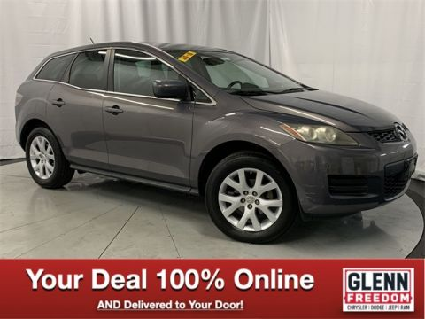Pre-Owned 2007 Mazda CX-7 Touring FWD 4D Sport Utility