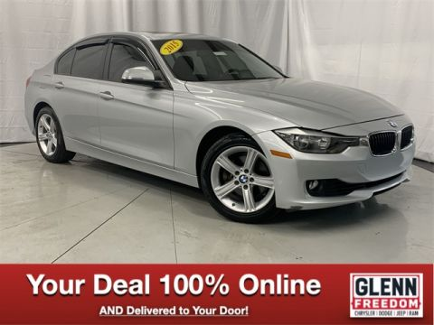 Pre-Owned 2015 BMW 3 Series 328i RWD 4D Sedan